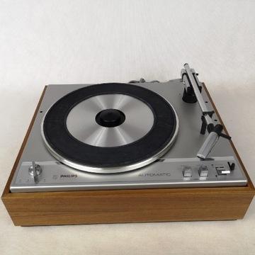 Philips F 643 Automatic, piękny gramofon, sprawny