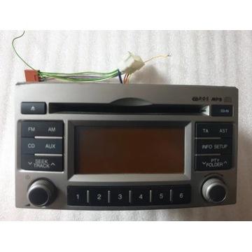 RADIO CD do Kia Hyundai Oryginalne 961501D620AM0G