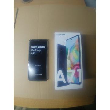Smartfon Samsung Galaxy a71 6/128GB czarny