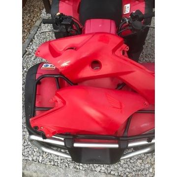 Honda trx 500 osłony plastikowe Foreman quad