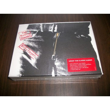 THE ROLLING STONES - STICKY FINGERS / BOX 2CD+DVD