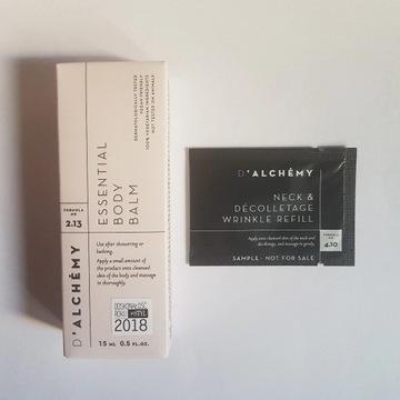 D'ALCHEMY Essential Body Balm 15ml