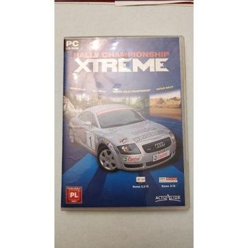 Gra PC - Rally Championship Xtreme