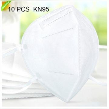 Maska maseczka przeciw pyłowa 100 szt na budowę
