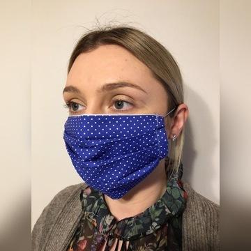 Maska maseczka bawełna typu Streatwear 10szt