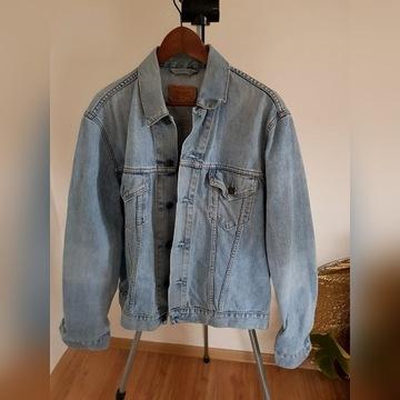 Kurtka jeansowa vintage LEVI'S L/XL trucker