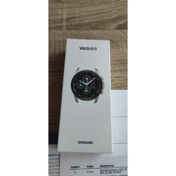 Samsung Galaxy Watch 3 R-845 (45mm LTE) Srebrny