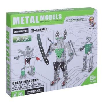 Super Robot dla Super Dziecka model do skręcania