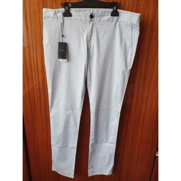 Męskie błękitne spodnie Armani Jeans - nowe, metki
