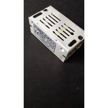 Zasilacz montażowy 12V 1A do LED