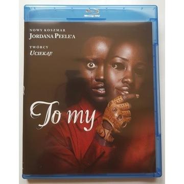 TO MY Blu-ray lektor PL - polskie wydanie