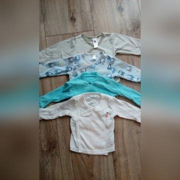 Ubranka niemowlęce 56,62,68
