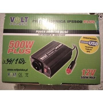 Przetwornica IPS 500 12 V