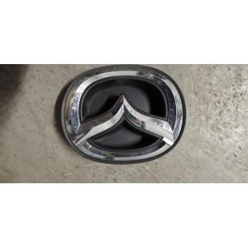 Emblemat Mazda 6 2013-2015 przód