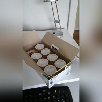 Żarówki LED DIALL GU10 4,9 W345 LM białeciepłe7szt