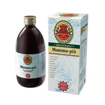 Włoski suplement diety Mama+ 500 ml na laktację