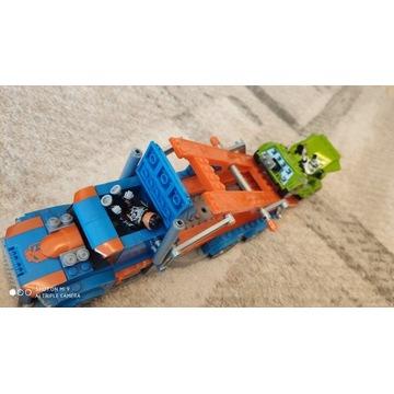 Mega Bloks Hot Wheels Urban Agent Stunt Rig 91718