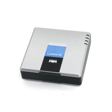 Bramka VOIP Linksys Cisco SPA2102 2 porty