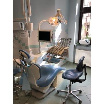 Unit stomatologiczny STERN WEBER S200 + krzesełka