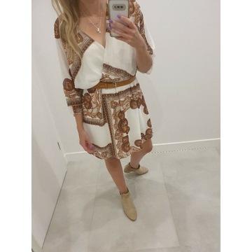 Sukienka moda włoska