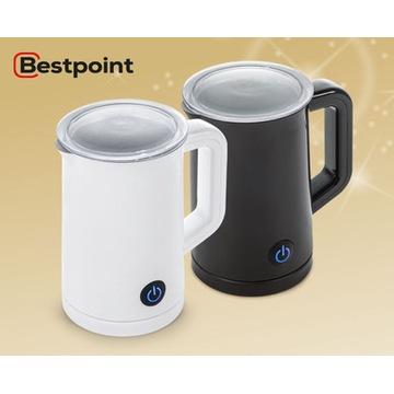 Spieniacz mleka Bestpoint podgrzewacz biały