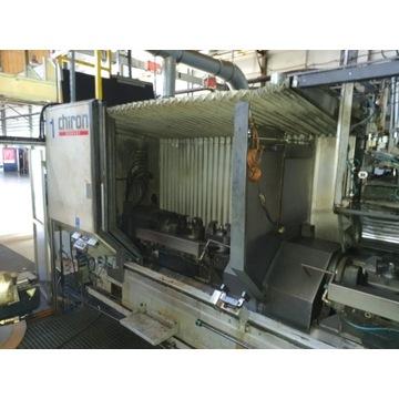 Frezarka 5-osi, 2 komory - Chiron-Werke DZ 18K L