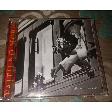 FAITH NO MORE Album Of The Year JAPAN CD