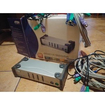 Aten KVM Switch  CS-84a