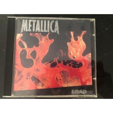 PLYTA CD METALLICA LOAD 1996 ORYGINAŁ