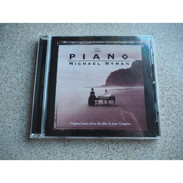 MICHAEL NYMAN - The Piano Fortepian