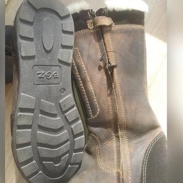Buty dla dziewczynki botki nr 34 z TKMax fimy BQZ