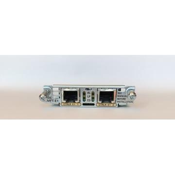 Karta Cisco VOICE Multiflex Trunk-E1 VWIC-2MFT-E1