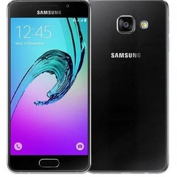 Smartfon Samsung Galaxy A3 (2016) czarny 16 GB