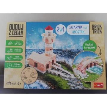 Zestaw do budowania z cegiełek brick trick
