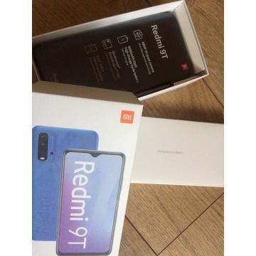 Xiaomi Redmi 9T Carbon NFC 4 GB RAM 64 GB Nowy