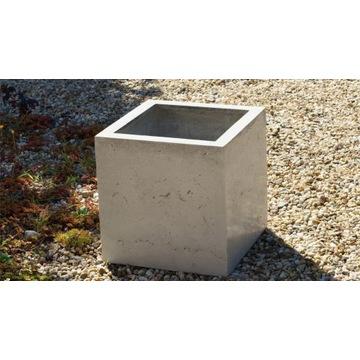 Donice z betonu na zamówienie,każdy wymiar.40x40cm