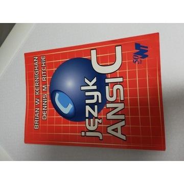 Kernighan, Ritchie Język ANSI C