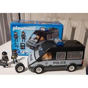 PLAYMOBIL 4023 FURGONETKA POLICYJNA POLICJA VAN