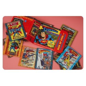 SUPERMAN. MAGNESY KOLEKCJONERSKIE.