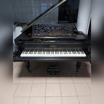 Fortepian Gustaw Rosler stan bdb