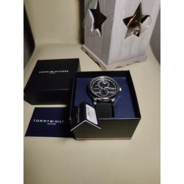 zegarek męski pasek Tommy Hilfiger Logan 1791626