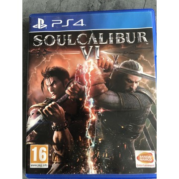 Gra SOULCALIBUR PS4 PS 5