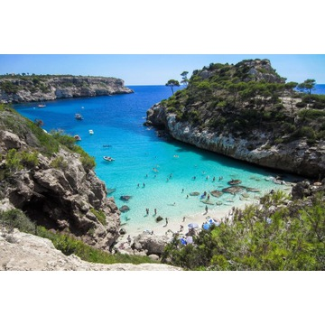 Bilety lotnicze Majorka (Palma de Mallorca)
