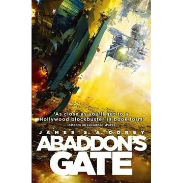 Abaddon's Gate: Book 3 of the Expanse by Corey