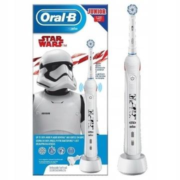Szczoteczka elektryczna Oral-B Junior Star-Wars