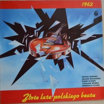 Złote lata polskiego beatu 1962, krążek stan ideal