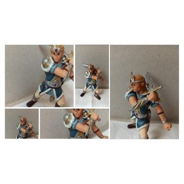Bullyland elf wojownik elficki wojownik