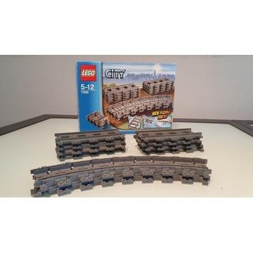 Lego City 7499 - Elastyczne tory