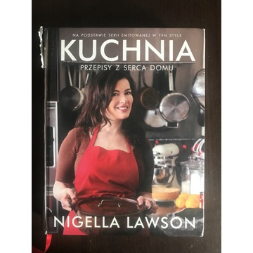 Kuchnia. Nigella Lawson. Wydanie z 2010 r.