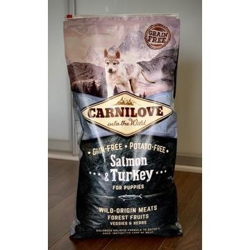 Carnilove Salmon & Turkey Puppy 10kg